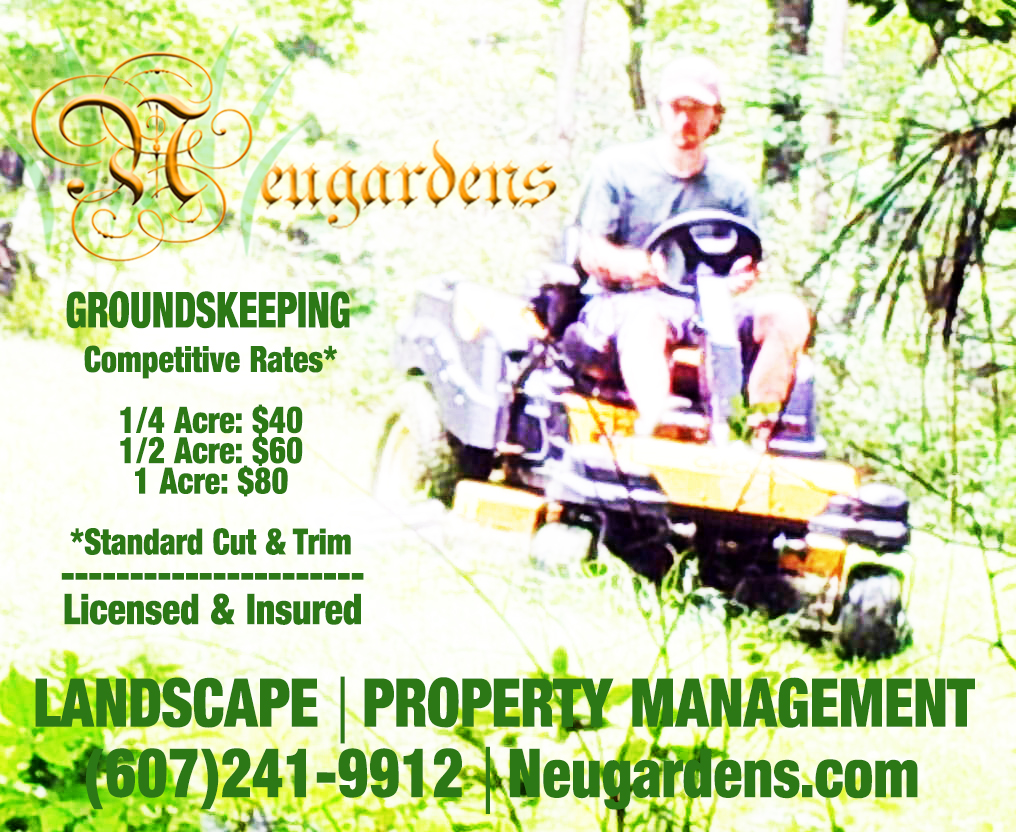 broome county landscaping
